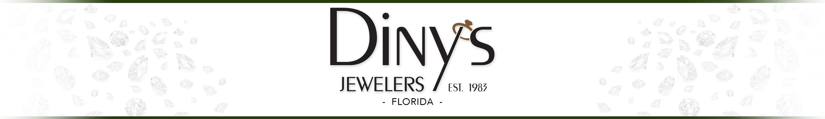 Diny's Jewelers of Florida Logo